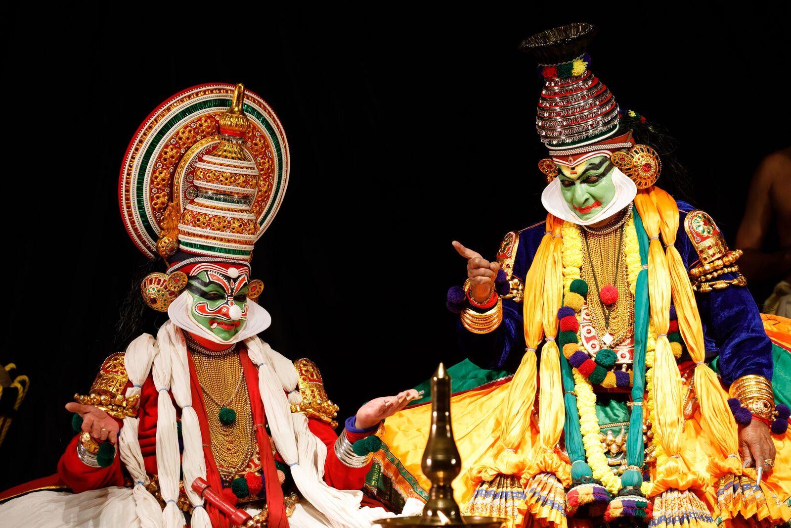 Welcome to high commission of india in singapore kathakali utsav padmashri kalamandalam gopi 03 04 february 2018 aiddatafo Choice Image
