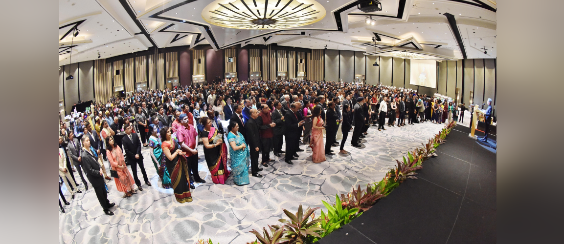 71st Republic Day Reception - (22 January 2020)