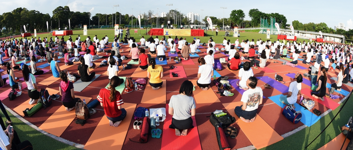 Highlights from IDY2018, Singapore (16 – 17 June 2018)